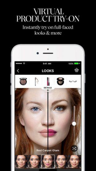 sephora-app-augmented-reality