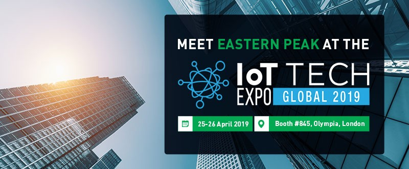 eastern-peak-at-iot-tech-expo-2019